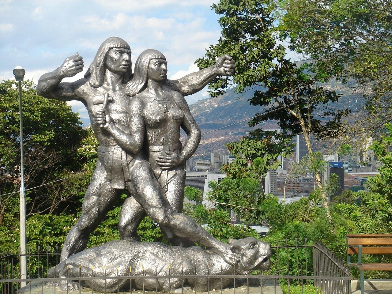 Medel'in-statuya