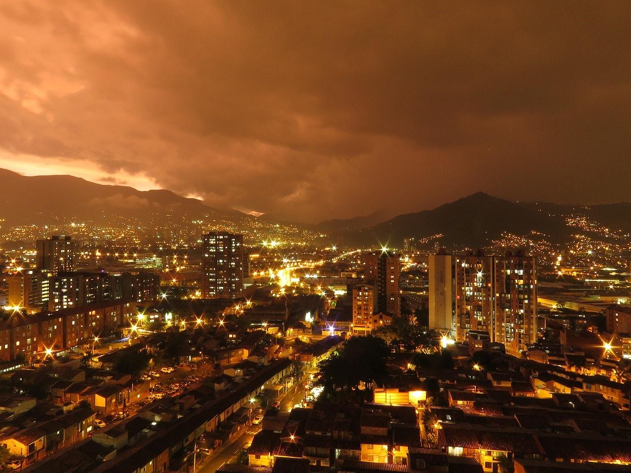 Туристические достопримечательности колумбийского города